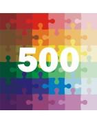 Puzzle 500 Dielikov