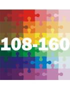Puzzle 108 - 120 dielov, 6+