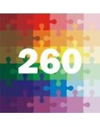 Puzzle 260 dielov, 8+