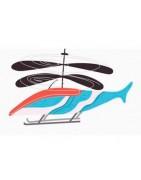 Vrtuľníky na diaľkové ovládanie