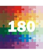 Puzzle 180 dielov, 7+